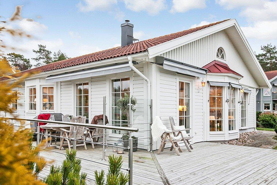 Самый лучший дом для семьи: экономичный, красивый, продуманный (план, интерьеры, фасады)