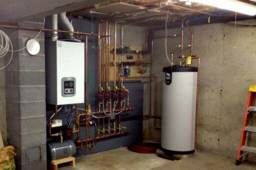 Установка газового котла. 16 требований по размещению котла на кухне и в отдельном помещении частного дома