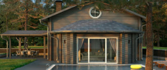 Одноэтажный и двухэтажный дом: что дешевле при равной жилой площадки