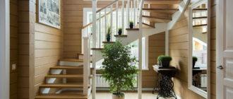 Использование пространства под лестницей: эффективно и стильно
