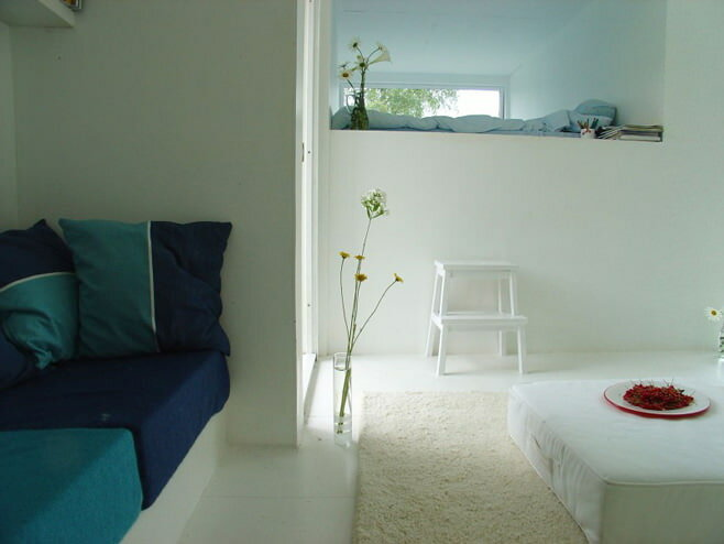 Летний дом 24 м2 в Норвегии: среднее между жить в доме и на улице