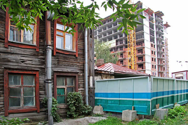 Точечная застройка города: польза или вред. Что делать, если начали рыть под окнами