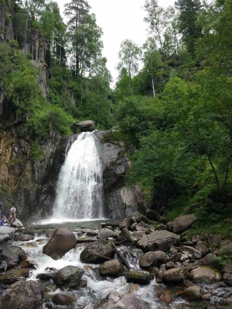 """Путешествие на озеро Телецкое и в музей к """"Алтайской принцессе"""""""