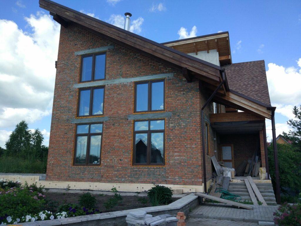 Проектирование дома (160 м2). Поиски вариантов идеальной планировки. Много планов дома