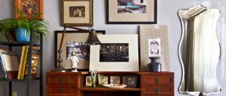 Душевный интерьер маленькой квартиры (38м2) с приятными мелочами