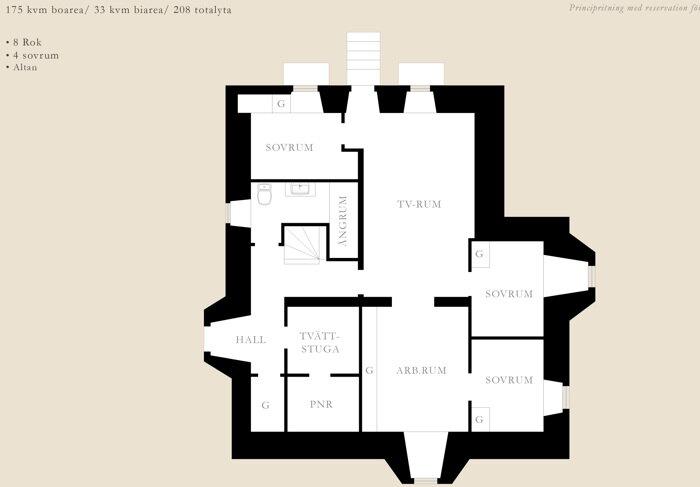 """Замок в Швеции с благородным интерьером. Посмотрите на классное сочетание """"глянца"""" и """"потертости"""""""