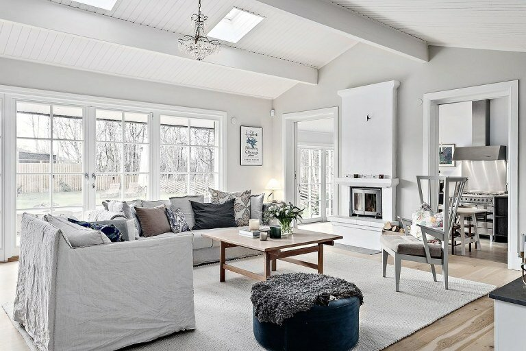 Смотрите, классный одноэтажный дом! Да еще супер-планировка!